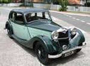 My car BAM 746 Riley 1.5