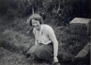 1947 Aunty Gwen