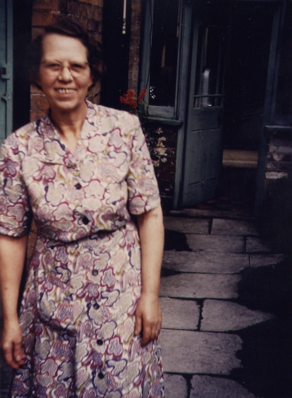 1954 Grandma