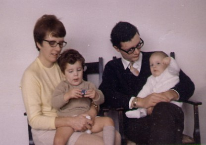 1969 Christmas Penzance