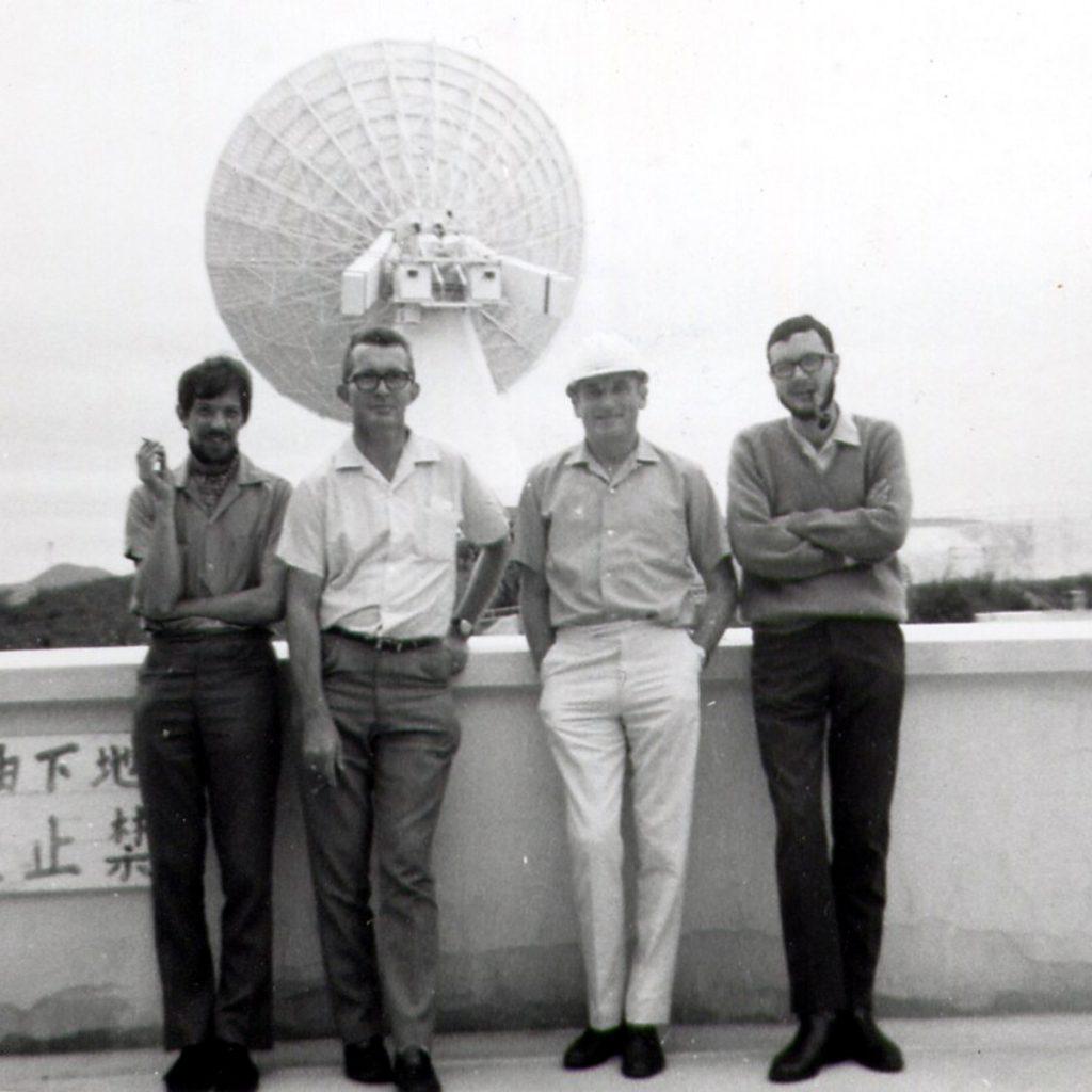 1971 Hong Kong satellite station
