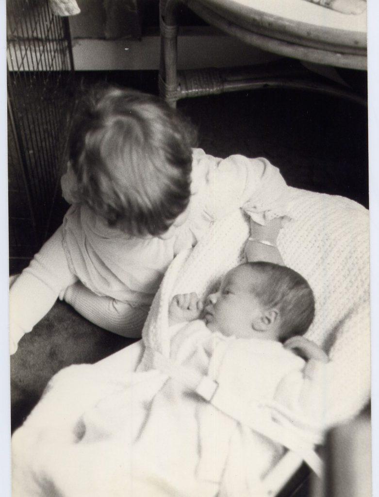 1974 Cari and  Duncan