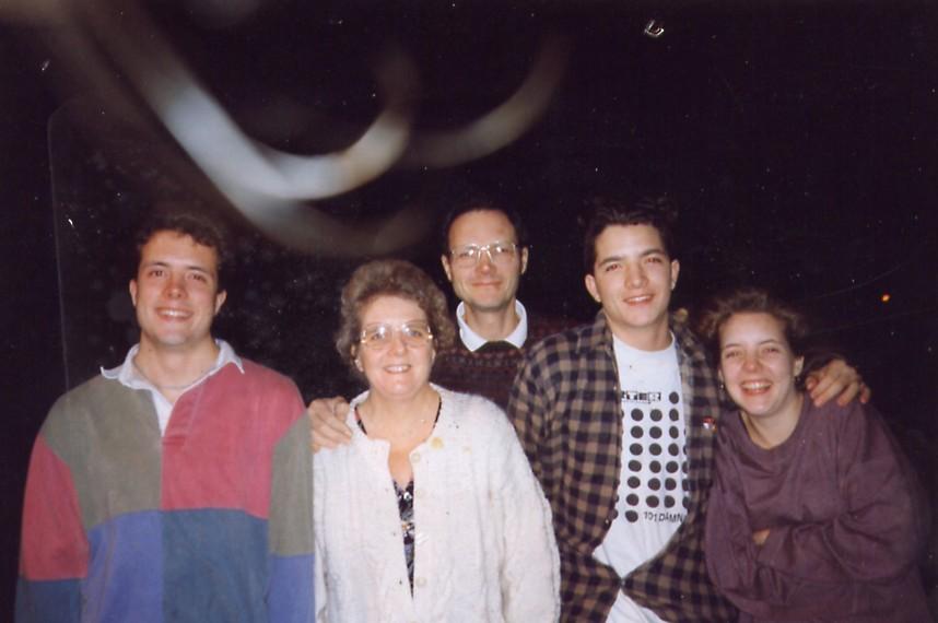 1992 Lloyd family