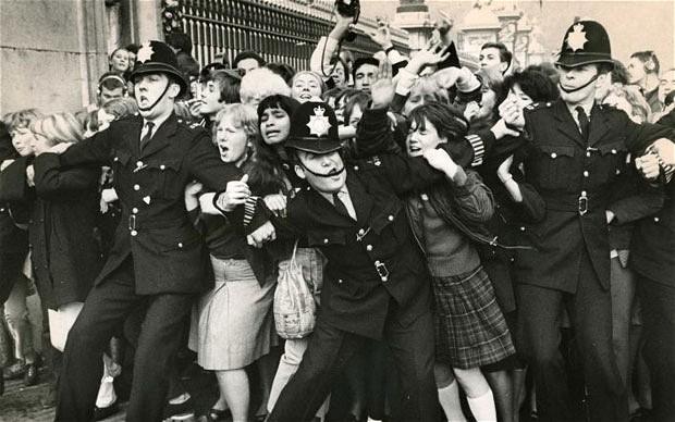 The 60's Beatlemania Google